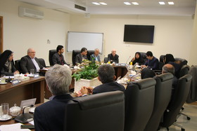 یازدهمین نشست مدیران ارشد و روسای مناطق صندوق ها