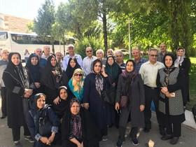 گردشگری بازنشستگان بهبهان در شهرکرد