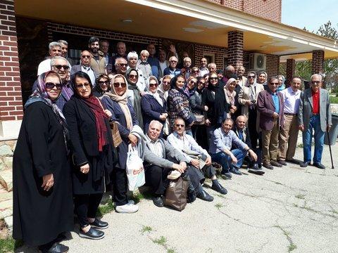 گردشگری بازنشستگان کردان