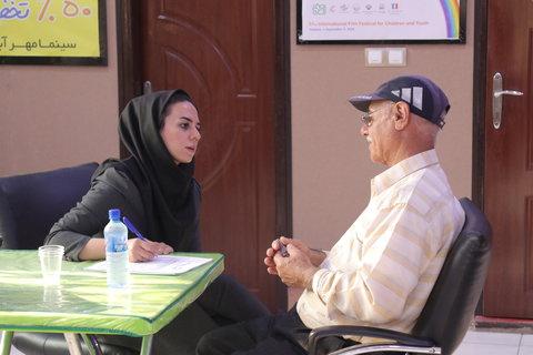 همایش ارتقای سلامت برای بازنشستگان منطقه دو صندوق ها