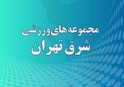 مجموعه های ورزشی شرق تهران