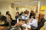 ارائه خدمات به بازنشستگان در شرق تهران به روایت تصویر