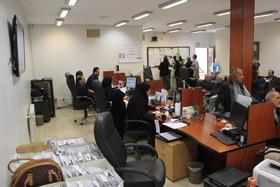 یک روز کاری/ نمایندگی غرب تهران