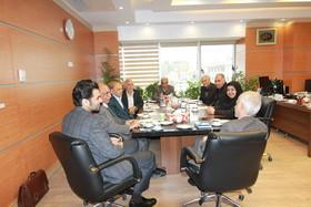 جلوهای از نشست هیئتمدیره کانون خطوط لوله با رئیس صندوقها