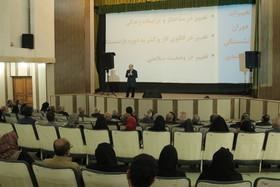 با حضور متخصصان طب سالمندی در خوزستان برگزار شد