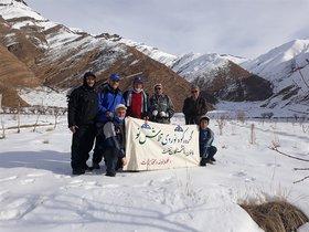 کوهنوردی همراه با آموزش کوهپیمایی