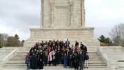 برگزاری چهل و دومین اردوی خانواده بازنشستگان ایثارگر