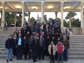برگزاری چهل و دومین اردوی گردشگری خانواده بازنشستگان ایثارگر