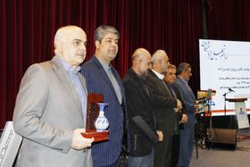 تجلیل از بازنشستگان شرکت نفت فلات قاره ایران