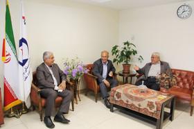دیدار و گفتگوی هیئتمدیره کانون خوزستان با همکاران صندوقها