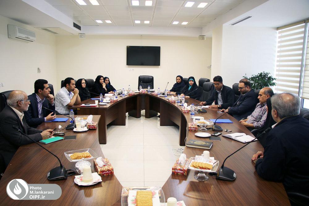 برگزاری نشست راهاندازی نرمافزار جامع منابع انسانی