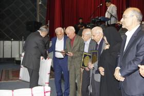 تجلیل از بازنشستگان معمر عضو کانون بازنشستگان ایران