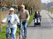 فواید دوچرخه سواری در دوران بازنشستگی