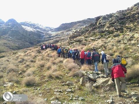 گروه کوهنوردی کانون بازنشستگان صنعت نفت تبریز