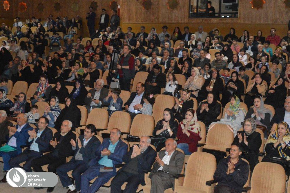 جشن اعیاد شعبان در اردبیل برای بازنشستگان برگزار شد