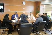 دیدار اعضای هیئتمدیره کانون شهرری با رئیس صندوقها