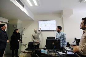 بازدید سرزده معاون امور بازنشستگی از بزرگترین نمایندگی صندوق ها در تهران