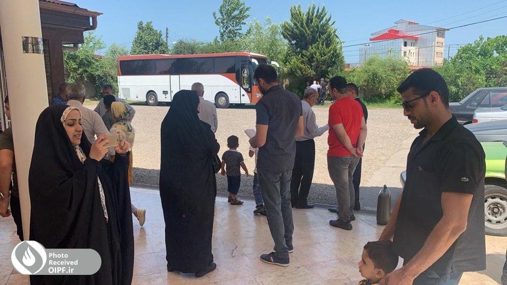 اردوی ۵۰۰ نفری فرزندان توانخواه در شمال آغاز شد