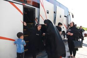 عکس/ اردوی فرهنگی و گردشگری فرزندان توانخواه
