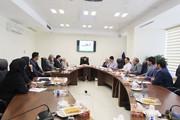 نخستین نشست روسای مناطق صندوق ها برگزار شد