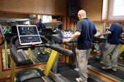 تمهیدات ورزشی در شهرهای شازند و مهاجران برای بازنشستگان