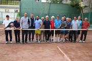 تصاویر ورزش بازنشستگان در مجموعه ورزشی آموزشی شماره سه (شهید زرگر)