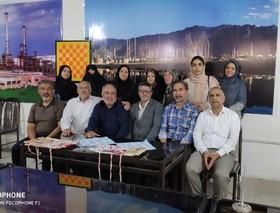 برگزاری مسابقات شطرنج بازنشستگان شهرری