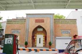 تصاویر بازدید رییس و مدیران صندوق ها از موزه نفت تهران