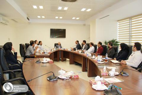 نشست کارشناسان فناوری اطلاعات با آقای شیرازی