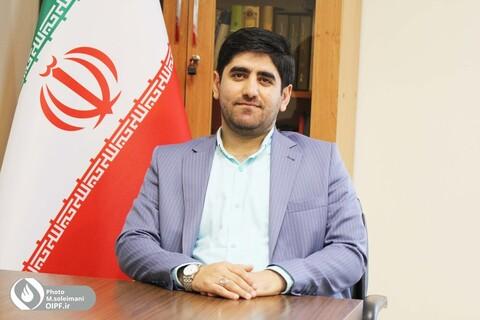 یوسفی بابادی رییس منطقه 3 اصفهان