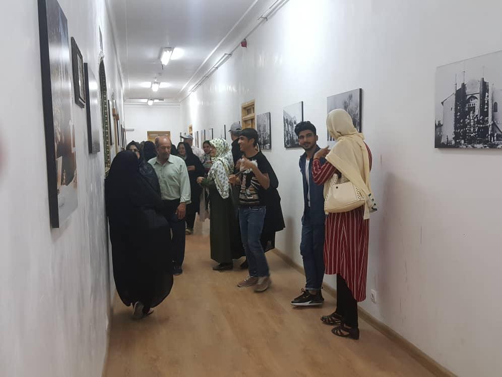 بازنشستگان از موزه و آینه خانه بجنورد بازدید کردند