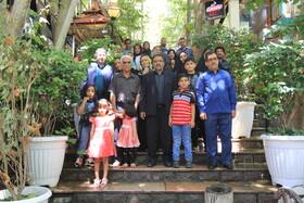 اردوی ایثارگران مشهد مقدس