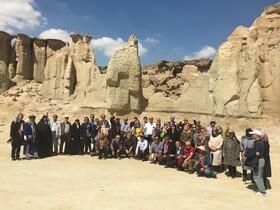اردوی گردشگری جزیره قشم برای بازنشستگان تهرانی