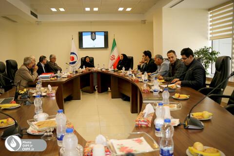نشست رییس صندوق ها با اعضای کانون خوزستان
