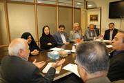 عکس/ بازدید رئیس صندوقها از کانون بازنشستگان صنعت نفت ایران