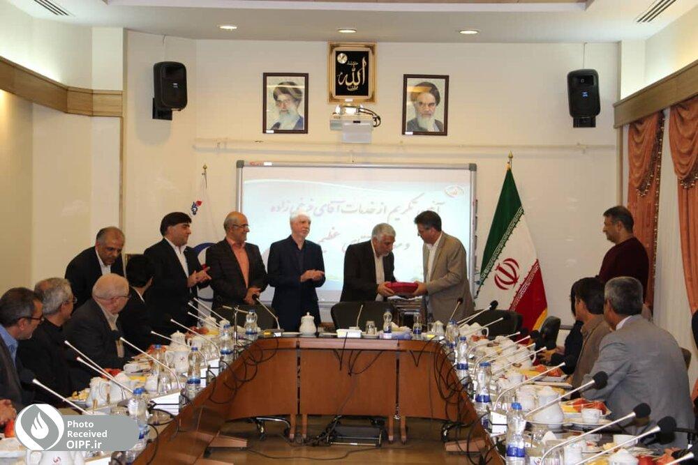 سرپرست جدید زائرسرای صنعت نفت در مشهد معارفه شد