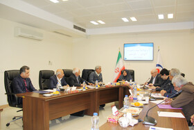 دیدار و گفتگوی روسای کانونهای کرمانشاه، کردستان و همدان با رییس صندوقها