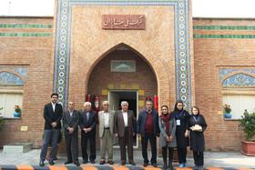هیئتمدیره کانونهای کردستان و کرمانشاه از موزه نفت تهران بازدید کردند