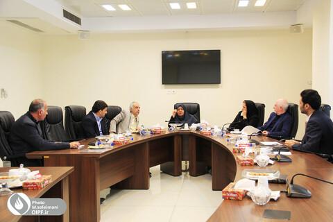 سیامین نشست شورای فرهنگی صندوقها برگزار شد/تصاویر