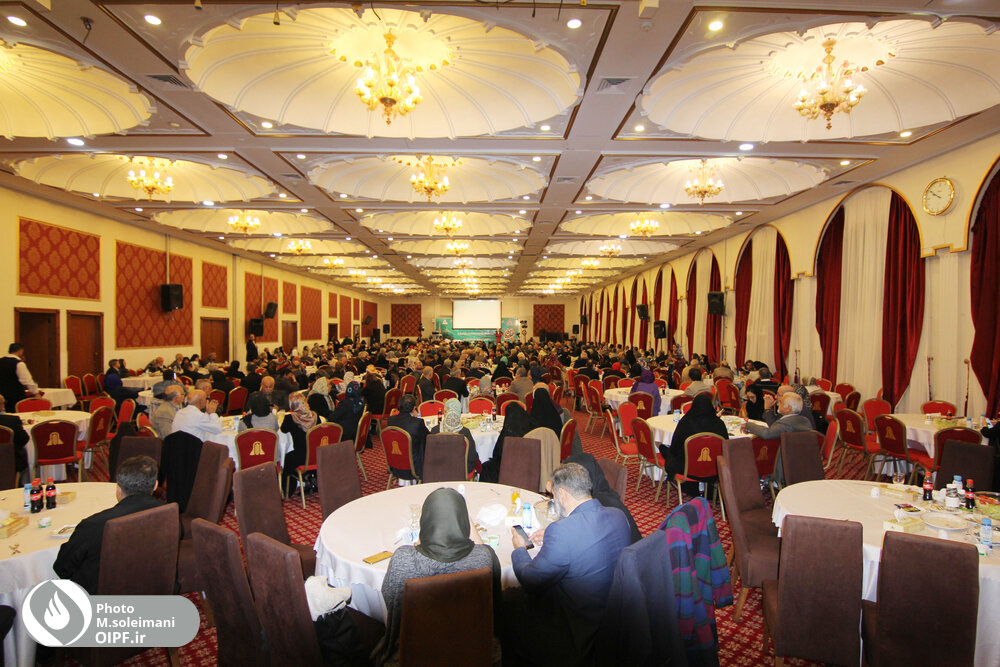 عکس / جشن خانوادگی بازنشستگان تهرانی