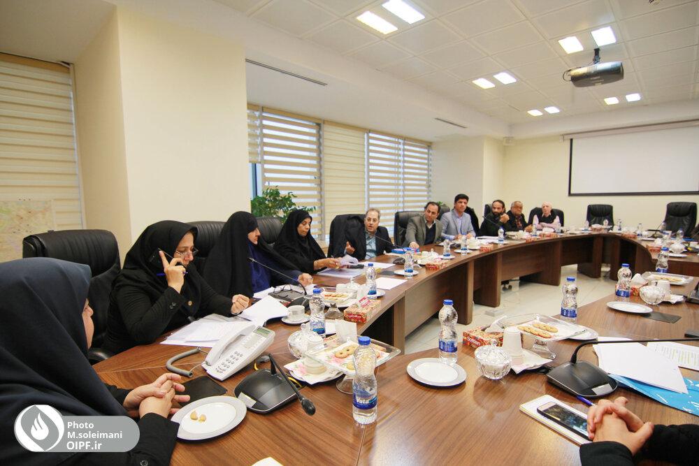 عکس / نشست شورای تامین آتیه برگزار شد