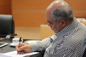 دیدار نمایندگان کانون ها با آقای رحمتی رییس جدید هیات رییسه صندوق بازنشستگی صنعت نفت