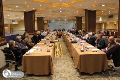 اجلاس سراسری روسای کانون ها بازنشستگان صنعت نفت