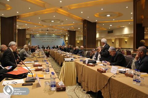 عکس / روز پایانی نشست کانونها با حضور مسئولان صندوقها