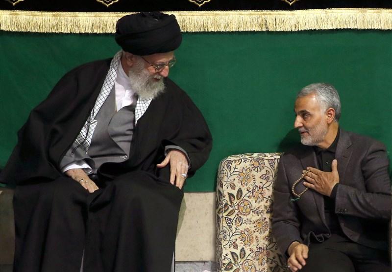 پیام تسلیت هیات رئیسه، مدیران و کارکنان صندوق ها در پی شهادت سردار سلیمانی