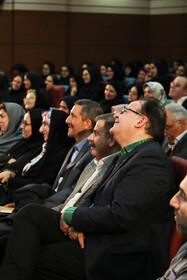 تجلیل از بازنشستگان صندوق ها دهه فجر