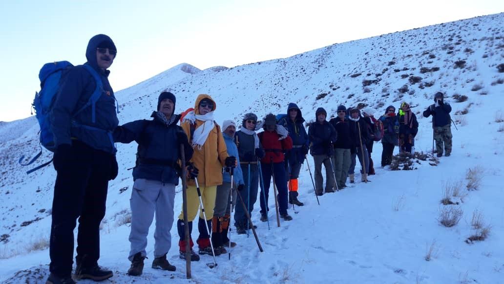 صعود زیبای نفتی های پیشکسوت؛ برف هم مانع نشد!