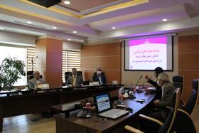 معارفه جناب آقای حسن ابراهیمی مشاور رییس هیات رییسه در امور حراست صندوق ها