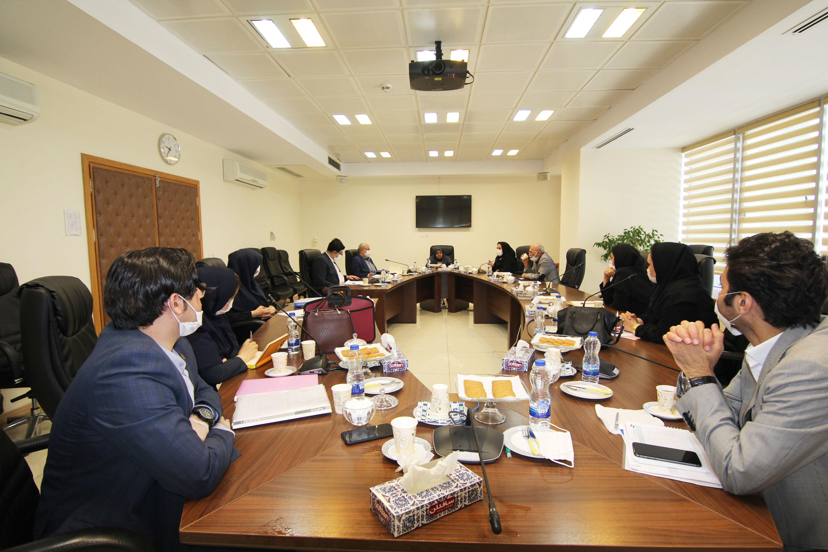 نشست شورای درمان برگزار شد/ افزایش مراکز درمانی طرف قرارداد
