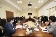 نشست شورای درمان برگزار شد